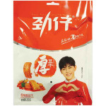 JinZai Dried Tofu Spicy Fragrant Flav. 108g / 劲仔 香辣厚豆干 108克