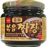 Wang Roasted Black Bean Paste 500g / 韩式炸酱 500克