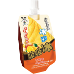 Want Want Ice Cream Smoothie Mango Flav. 80g / 旺旺 吸吸冰芒果味 80克