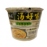 Baixiang  Instant Bowl Noodles w. Chicken Soup Flav. 107g /  白象 汤好喝老母鸡汤味碗面