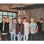 Mediheal BTS Soothing Care Special Set / BTS  嫩滑美肤套组