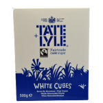 Tate and Lyle Witte Rietsuikerklontjes 500g / 方糖 500克