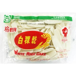 Rong He White Rice Cake 400g 榕鹤牌白粿干