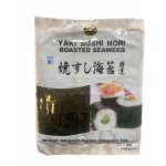 Golden Diamond Yaki Sushi Nori Roasted Seaweed 10 sheets / 金钻石海苔片 10片