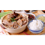 Bak Kuet Teh (肉骨茶) : Chinese herbal soup