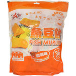 BH Fish Muruku Cracker Curry Flavour 360g / BH 咖喱味 鱼豆饼 360克