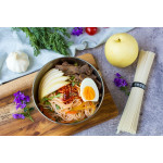 Bibim Guksu: Korean Spicy Somen Noodles