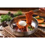 Bibim Naengmyeon: Korean Cold Buckwheat Noodles