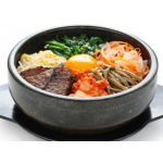 Bibimbap: mixed rice