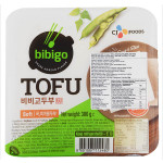 CJ Tasty Soy Tofu Soft For Soup 300g / 韩式嫩豆腐 300克