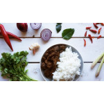 Daging Rendang: Indonesian stew