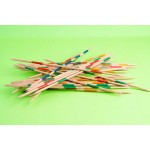 DIY: Make Your Own Pick-Up Sticks Game