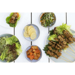 Doenjang Pork Skewers: Korean Style