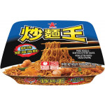 Doll Fried Noodles Seafood Oyster Sauce 118g / 公仔鲜味蚝油海鲜炒面王 118克