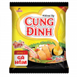 Cung Dinh Instant Noodles Stewed Chicken Flav. 79g / 越式鸡肉汤面 79克