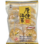 Want Want Seaweed Rice Cracker 160g / 旺旺厚烧海苔 160克