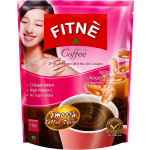Fitne Instant Coffee Mix With Collagen 150g