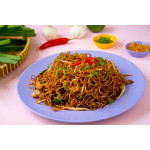 Fried Noodles: Singaporean Style