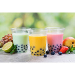 Fruity Bubble Tea