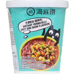Hi Instant Vermicelli Hot and Sour Spicy Flav. 103g / 海底捞 酸辣味方便粉丝103克