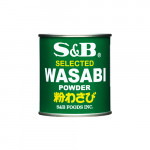 S&B Selected Wasabi Powder Tin 30g / 芥末粉 30克