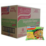 Indomie Instant Noodles Vegetable with Lime Flavour 40x75g / 素食酸汤面 75克x40包