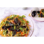 Jellyfish Salad With Century Eggs
