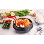 Kimchi Jjigae: Korean Soup With Fermented Vegetables