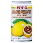Foco Mango and Passion Fruit Juice Drink 350ml