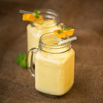 Mango Lassi: Indian Yogurt Drink