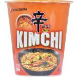 Nong Shim Instant Cup Noodles Kimchi Ramyun 75g / 农心泡菜杯面 75克
