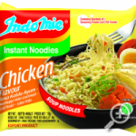 Indomie Instant Noodles Chicken 70g / 营多鸡味面 70克