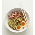 Ramen With Bacon And Eggs