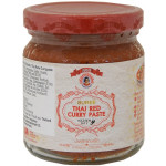 Suree Red Curry Paste 220gr(泰國紅咖喱)