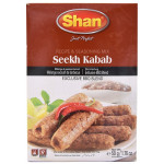 Shan Seekh Kabab Recipe & Seasoning Mix 50g