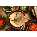 Soto Betawi: Indonesian Beef Soup