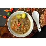Soto Daging: Indonesian Beef Soup
