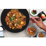 Stir-fry Udon with Seafood and XO Sauce