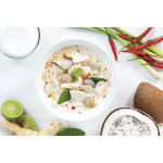 Thom Kha Kai: Thai Coconut Soup with Chicken