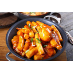 Tteokbokki: Korean Spicy Rice Sticks