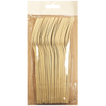 Vima Bamboo Forks 30 pieces