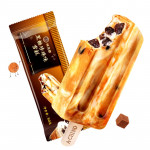 A-Chino Brown Sugar Boba Ice Cream Bar 4x80g / 阿奇侬 黑糖珍珠雪糕 4x80克