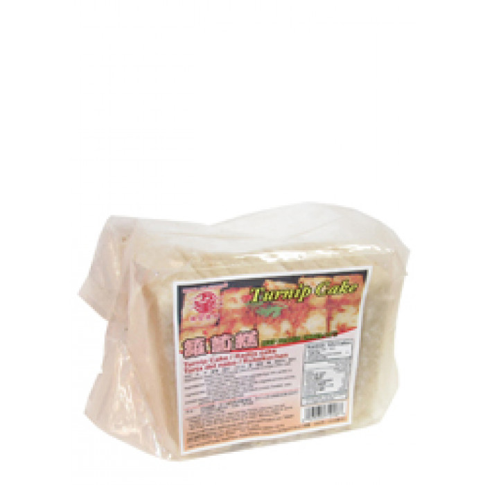 Mong Lee Shang Frozen Chinese Turnip Cake 8x83g / 万里香速冻萝卜糕  8x83g