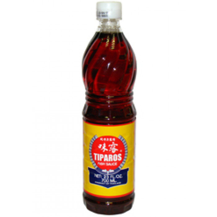 Tiparos Fish Sauce 700ml (pvc)