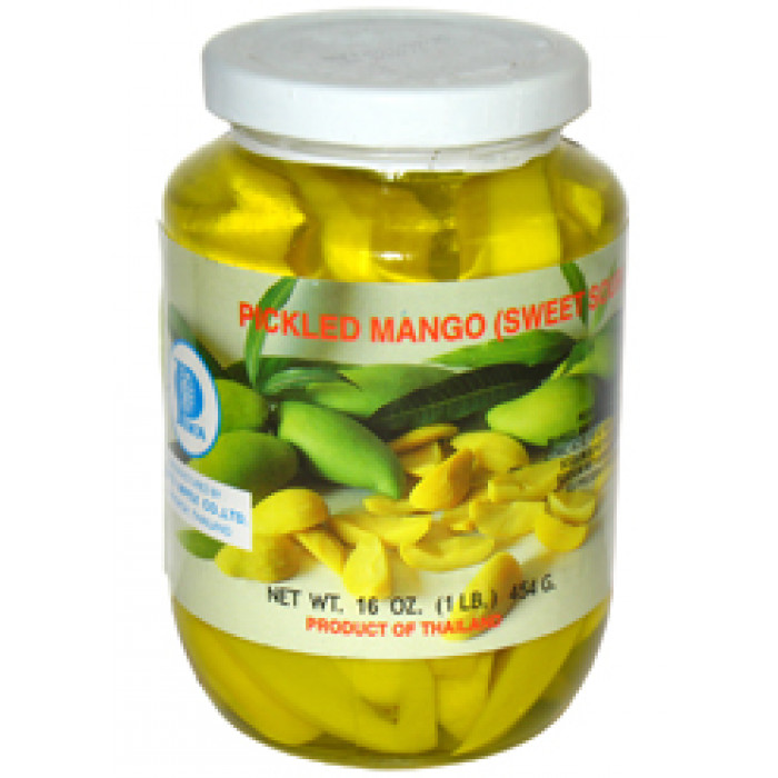 Penta Pickled Mango Sweet Sour 454g