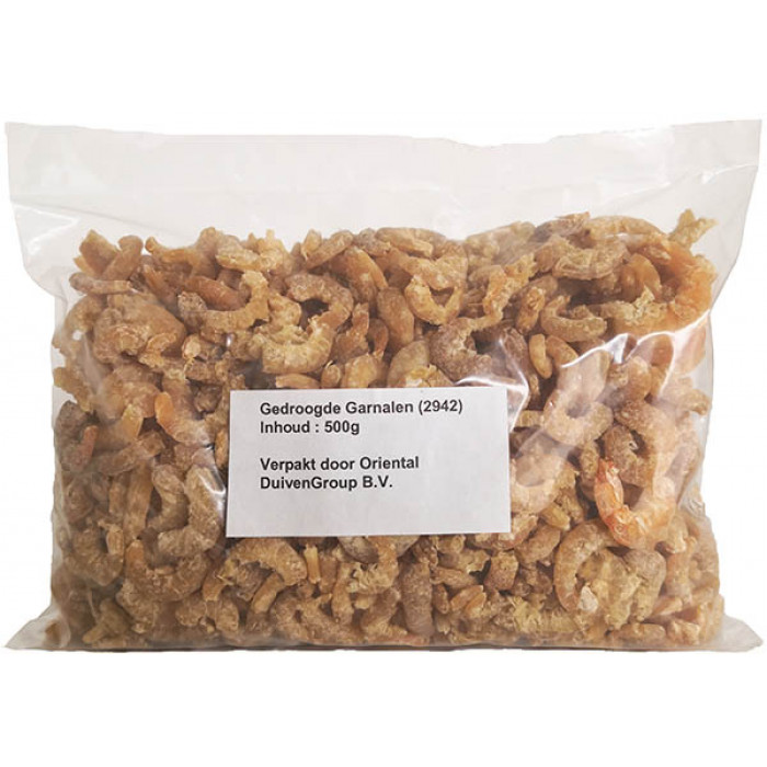 Oriental Gedroogde Garnalen (Dried Shrimp) 500g / 精选虾米500g