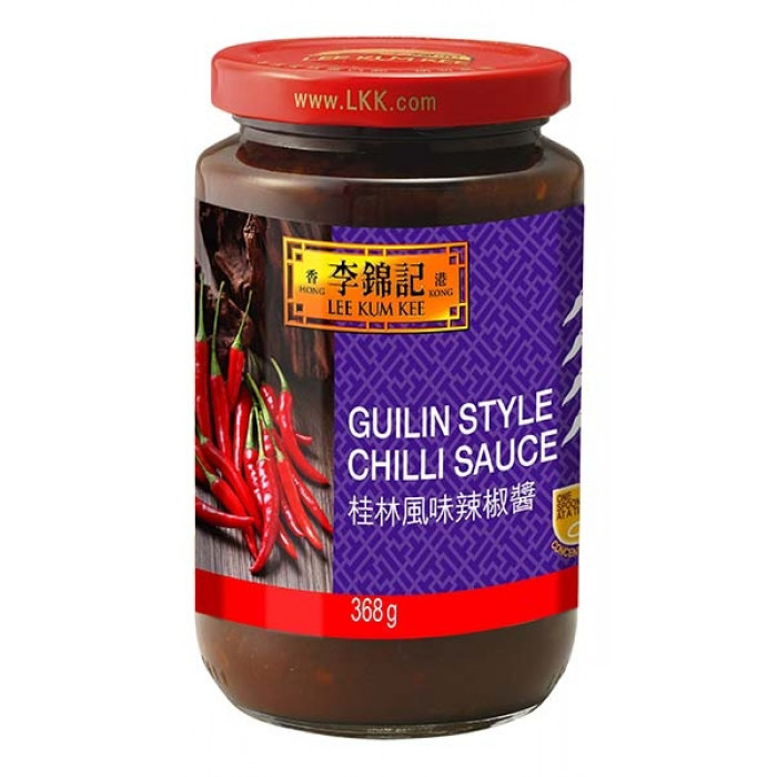 Lee Kum Kee Guilin Chili Sauce 368g李锦记桂林辣椒酱