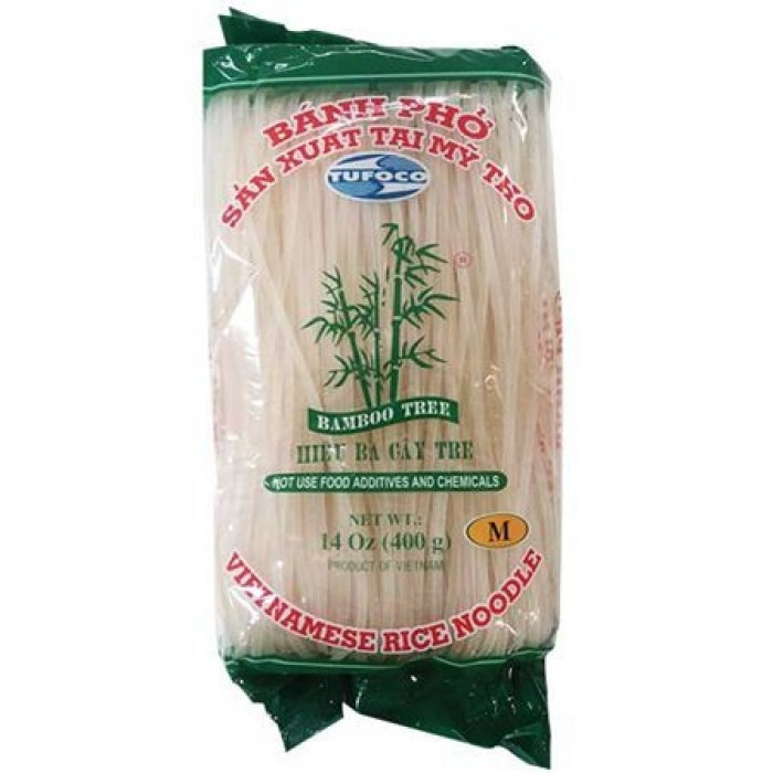Bamboo Tree Rice Noodle Bahn Pho 5mm (L) 400g
