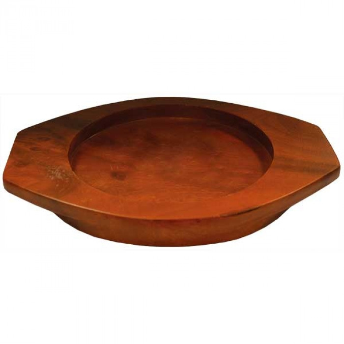 Korea Wooden Trivet For Stone Bowl D-200mm