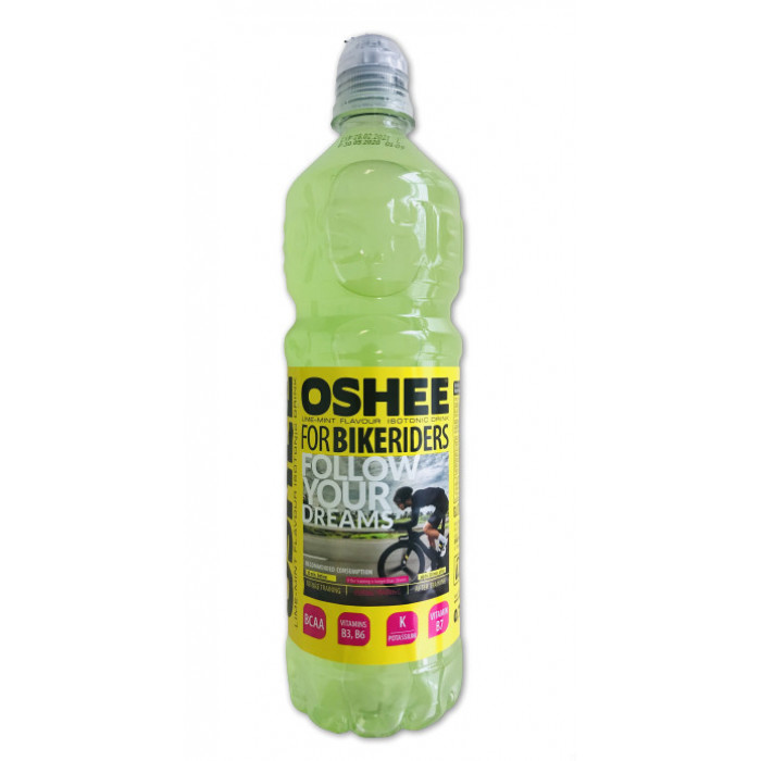 Oshee Isotonic Sport Drink Lime & Mint Flav. 750ml